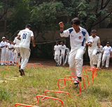Cricket Fitness with coach Swapnil Karekar